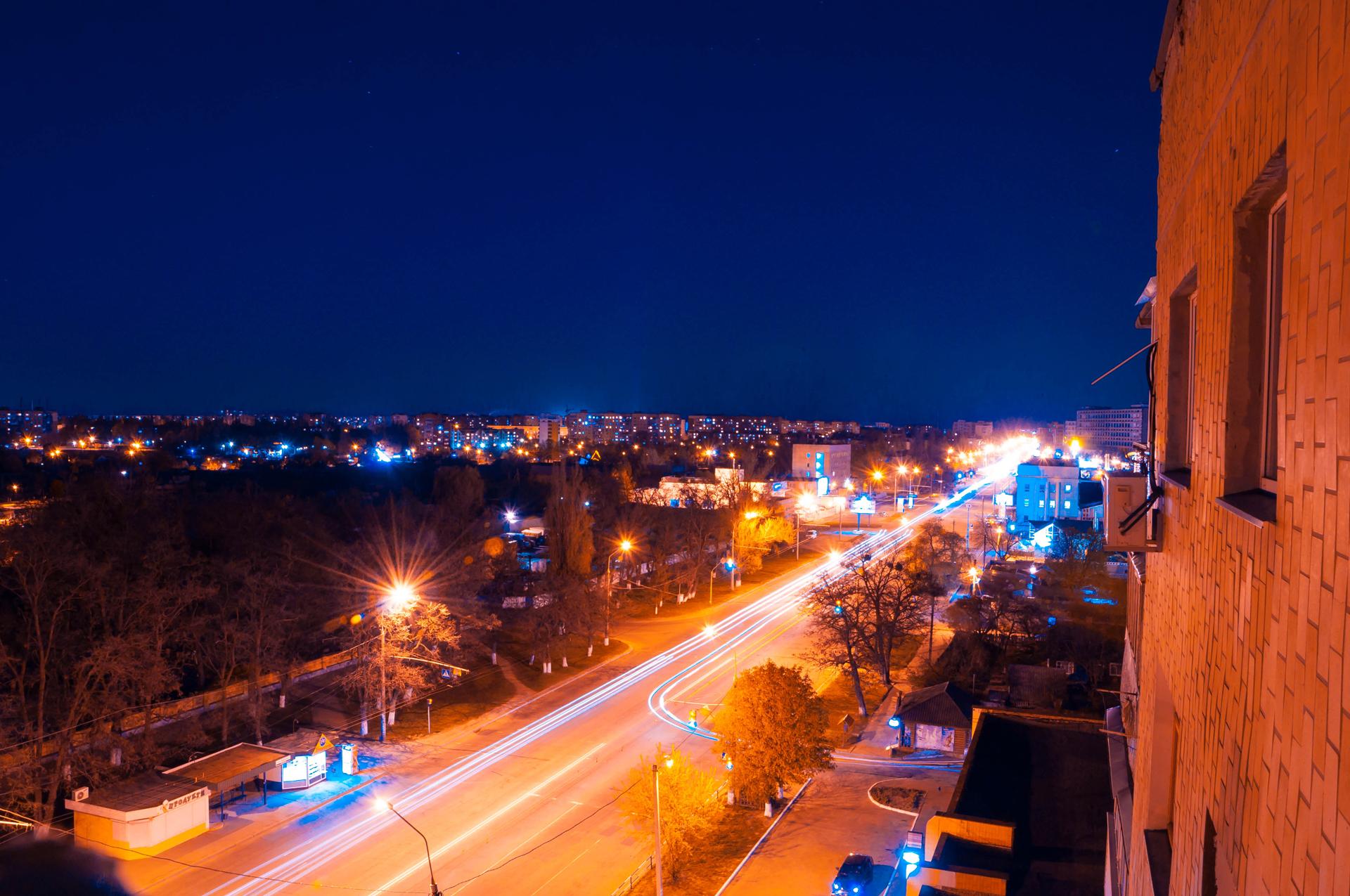 Полтава – город контрастов