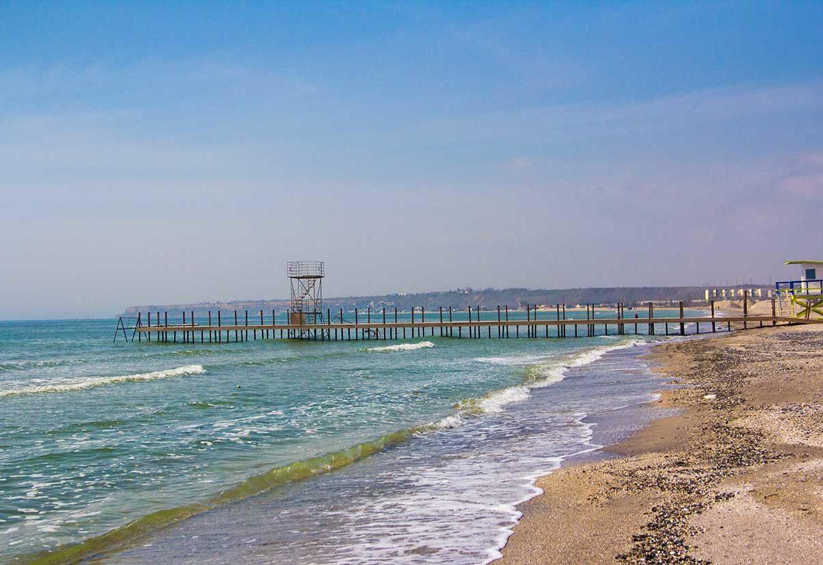 Курорт Коблево - чудовий морський відпочинок