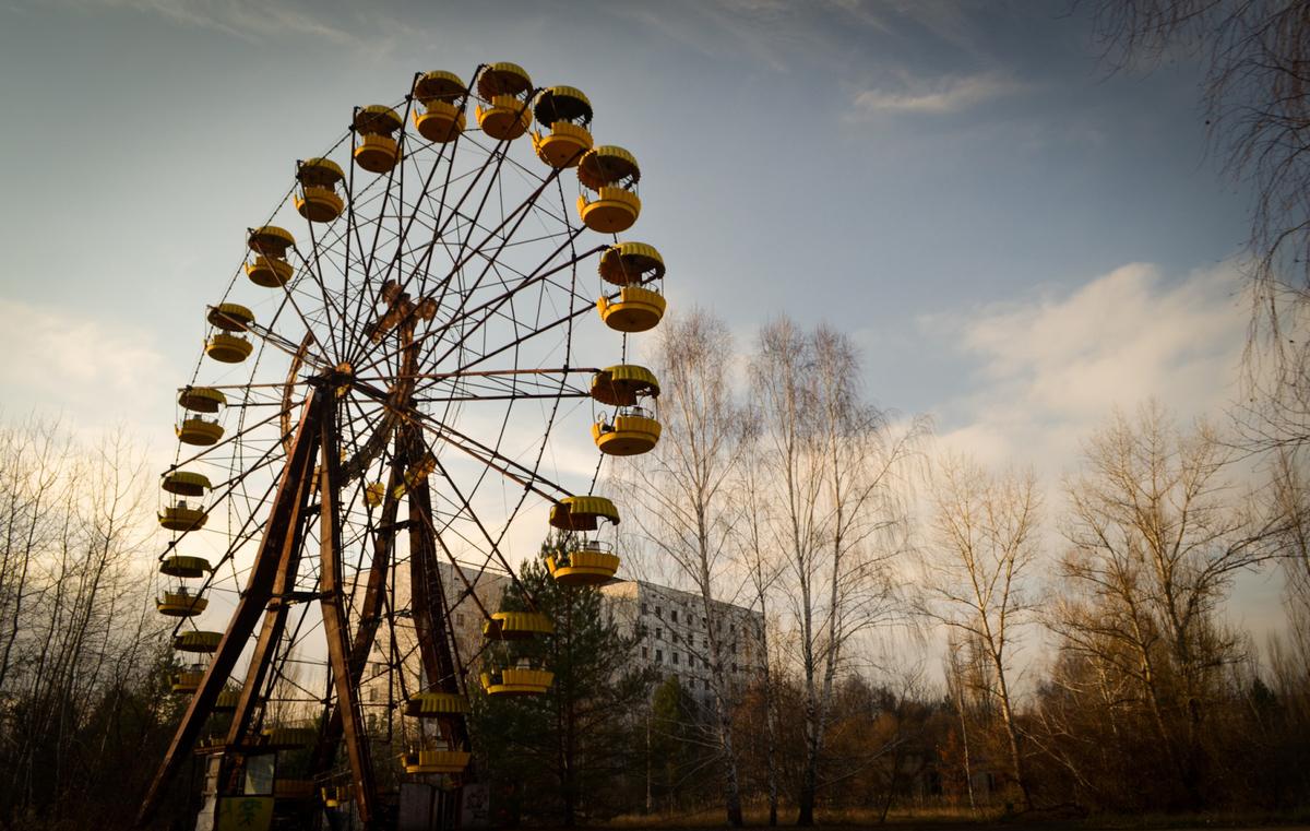 Чорнобиль туристичний: страшні тіні минулого