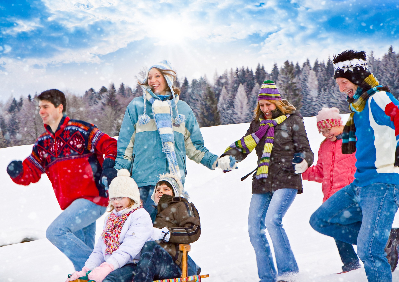 Куда можно поехать отдыхать зимой в Украине