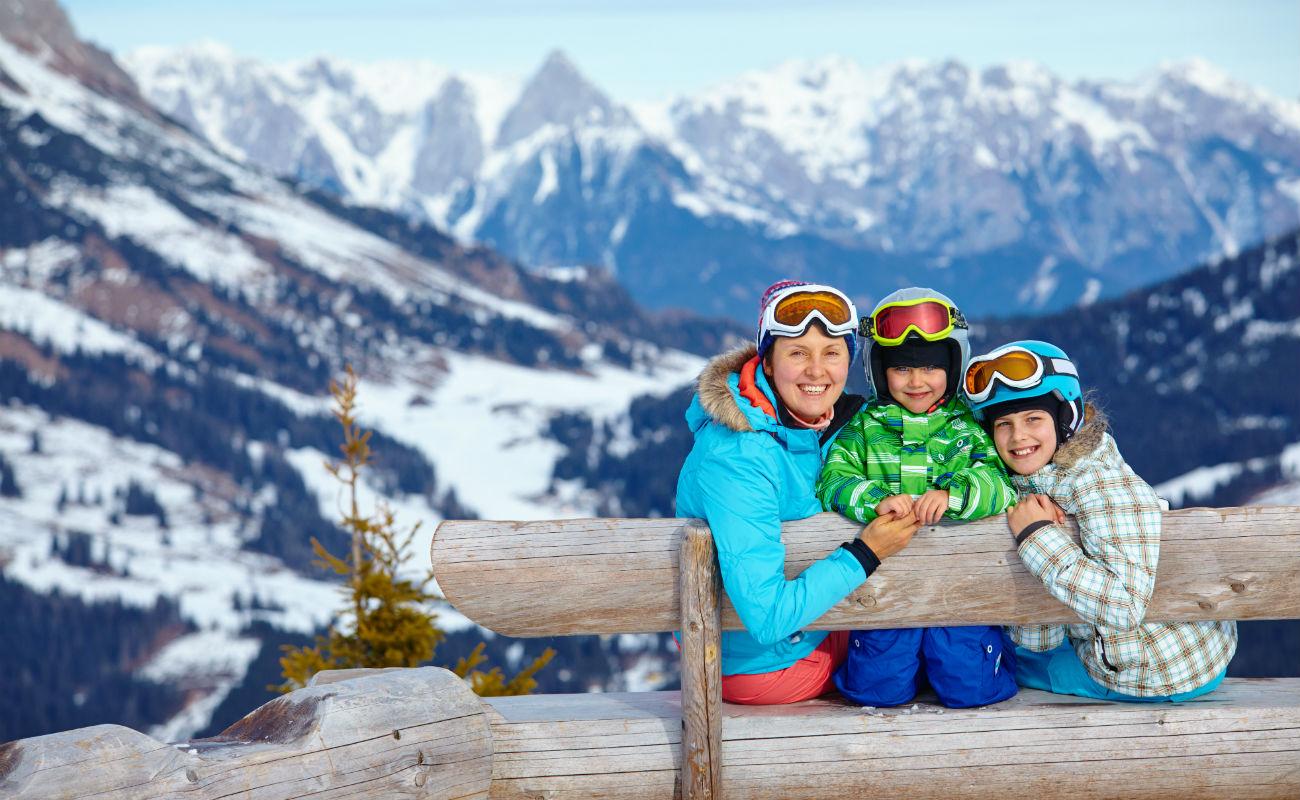 Где отдохнуть в горах на Новый год