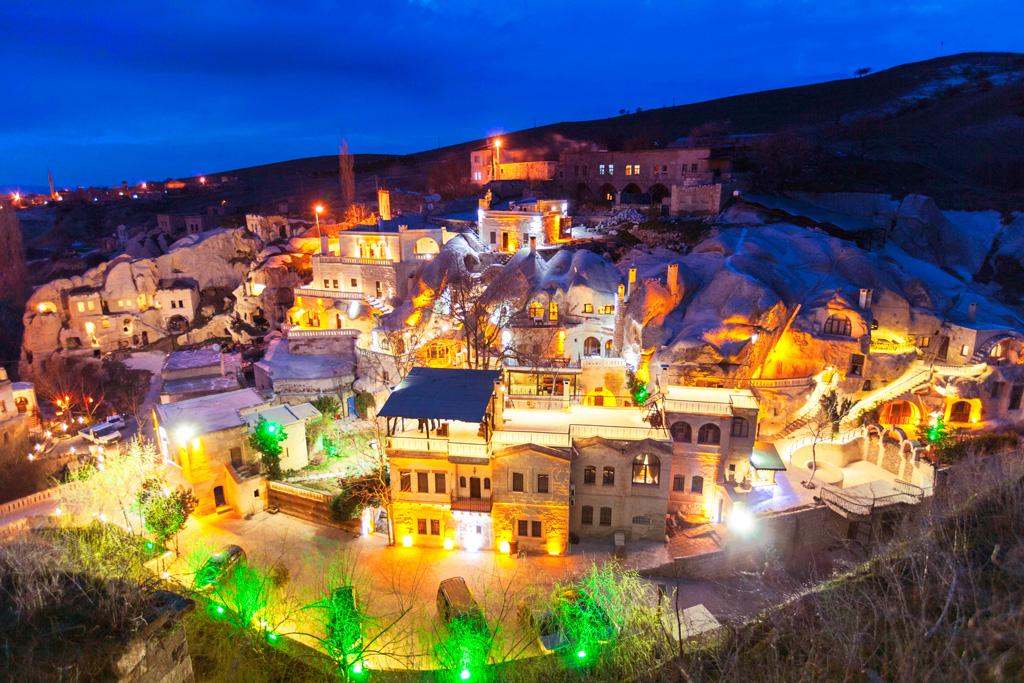 Рейтинг самих незвичайних готелів Туреччини