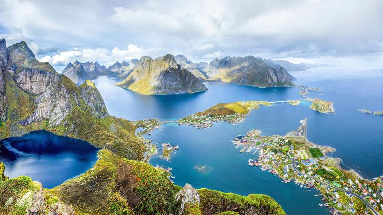 За Полярним колом: Лофотенські острови