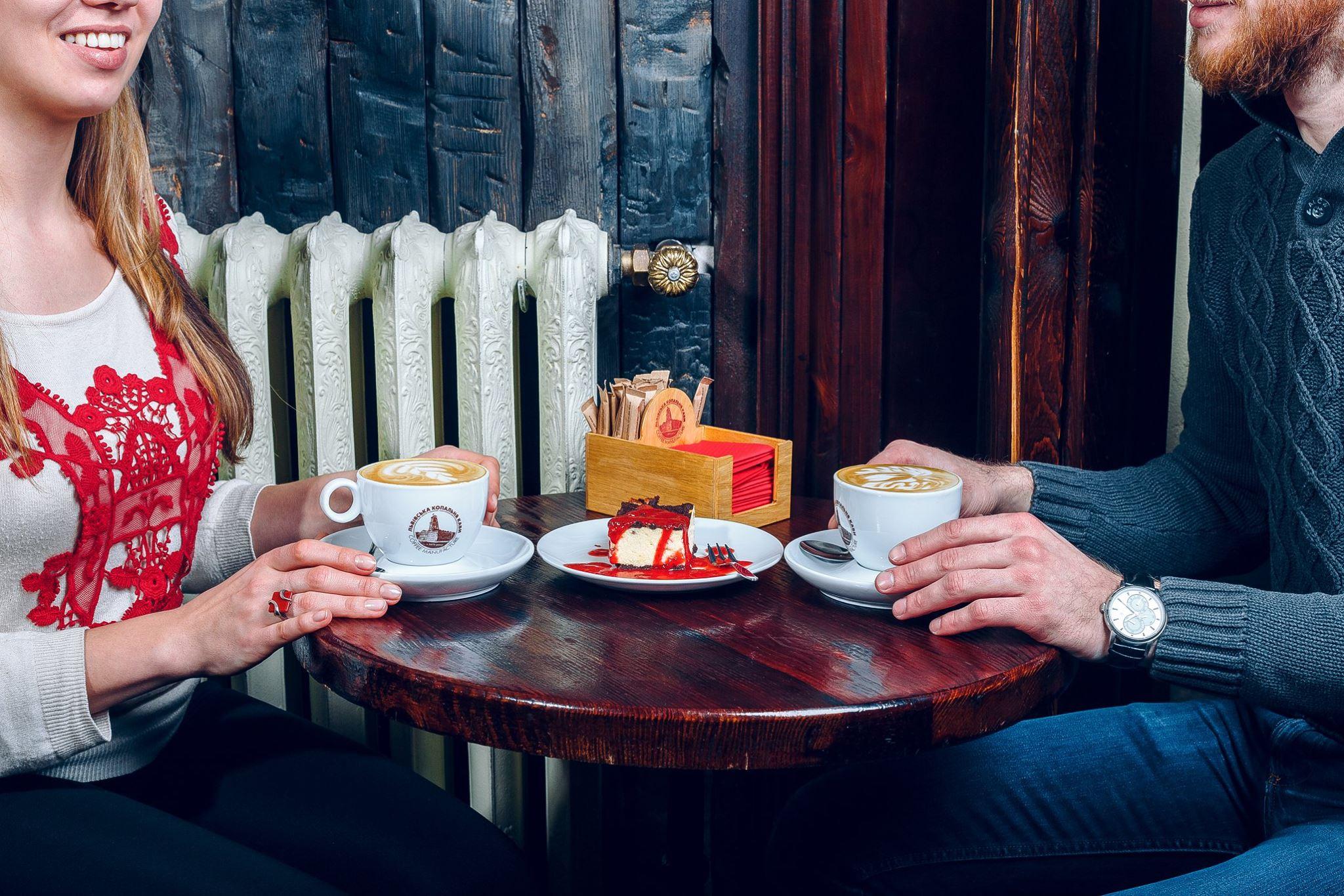 Кафе, бари та ресторани Львову