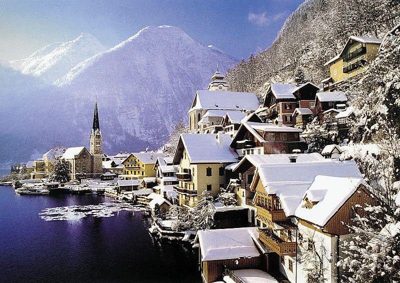 Куда поехать в Австрии: лучшие места для семейного отдыха