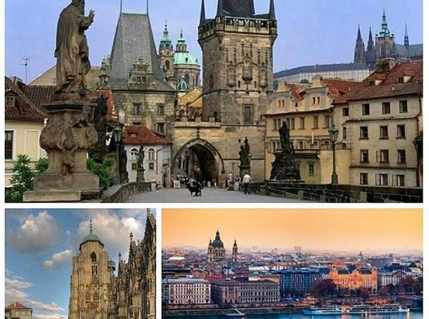 Вена или Прага: куда поехать отдыхать