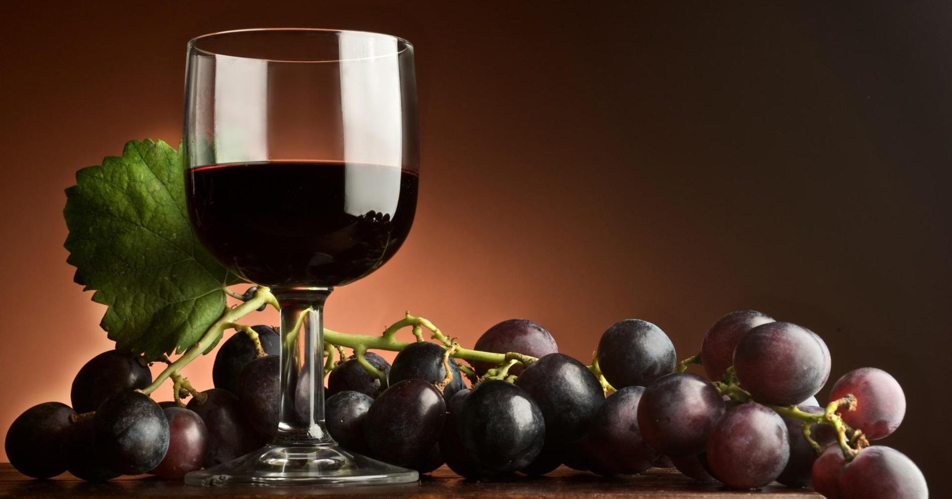 Krasnoe vino i yagody1